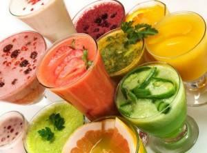 Фруктовые соки снижают уровень холестерина