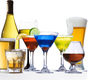 Алкоголь вызывает необратимые поражения печени