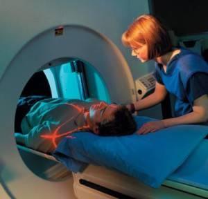 Неинвазивные методы исследования - это  компьютерная томография