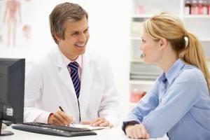 Начать обследование с посещения терапевта