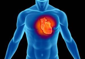 Кардинальный или сердечный  цирроз