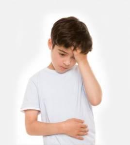 Заболевания печени могут возникнуть у ребенка в любом возрасте