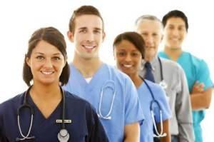 Медицинские работники входят в группу риска