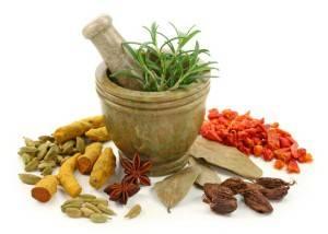 В качестве очищающих средств рекомендованы лекарственные сборы растительного происхождения