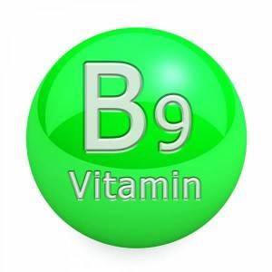 Витамин В9 или фолиевая кислота  используется для терапии больных циррозом печени с развившейся анемией