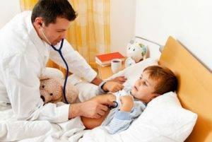 Дети имеют более высокие шансы заболеть гепатитом