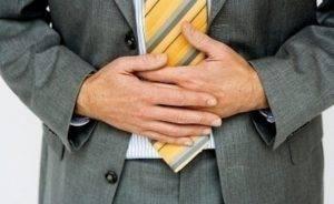 После приема могут возникнуть боли в желудке