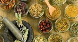 Чай из чаги с добавлением лечебных трав