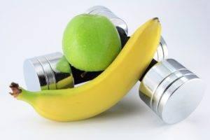 Полноценное питание и физические тренировки