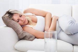 Боли при диарее