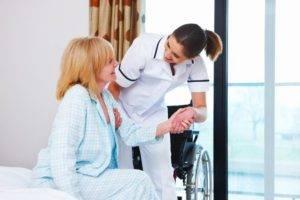 Диагностируется патология в пожилом возрасте