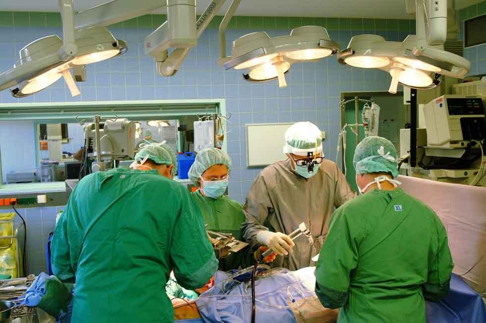 сколько занимает операция