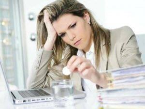 Болевые ощущения могут возникнуть после стрессовых ситуаций